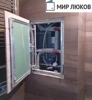 Люк-дверь в Казахстане